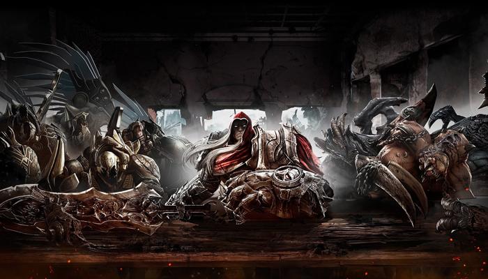 скачать игры Darksiders через торрент - фото 8