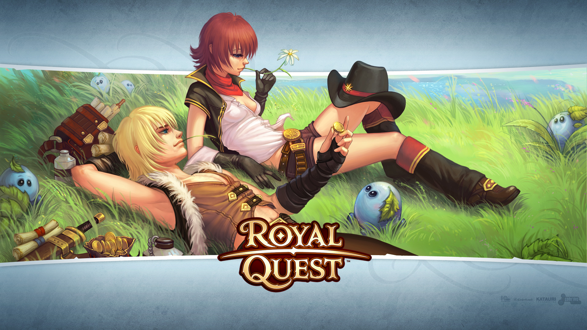 Royal quest xxx pron scene