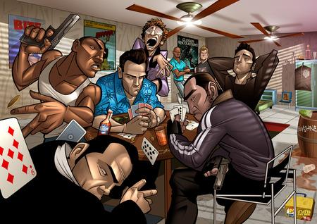 GTA-game legend