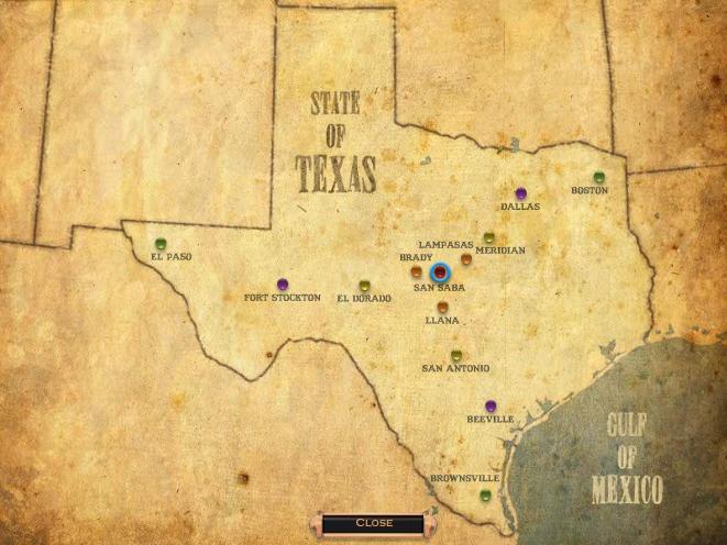 дикий запад скачать карту - фото 8